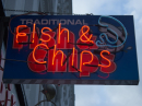 Fish & Chips Lunch / Diner Gillingham England