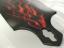 Dregs Uptown Push Flame — 40 x 10 Freeride D
