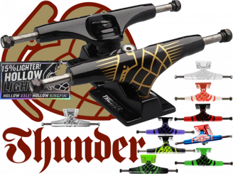 Thunder 145 Lo Truck — Hollow Night Light