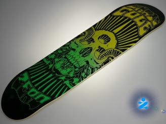 Zero Chris Cole Death Trip —  8.25 Pro deck