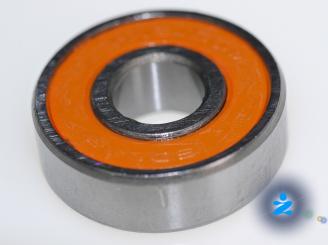 8x Chrome Steel VXB Bearings 608 2rs 34,000 RPM