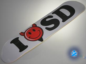 World Industries I Hate SD — 7.5 Team Deck