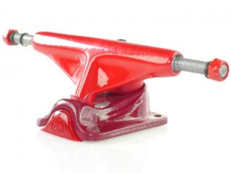 Tensor slider Wine/Red 5.0 inch Mid Truck 2er Pack