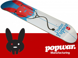 PopWar Manufacturing Doctor — 8.0 Team Deck