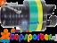 Bajonet adapter aansluiting SP138 Bravo 2005 vent.