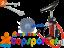 Bravo handpomp, Dubble actie Opblazen / Leegzpompe