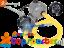 BRAVO OV10 230 Volt electric air pump, 1700 l/min.