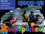 Blauw Nautic jacht boot water werk vlot zonne-dek+