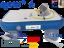 Spring- AirBoard 65x95x15cm blauw Order NOW!