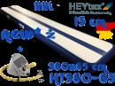 XXL AirBeam EU Air Balance Beam +80% 360x65x15cm