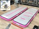 3m pink AirTrack Air Track gym track & voetpomp