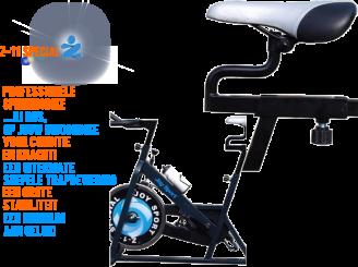 Joy-Sport Z-11 Special Spinningbike indoor-bike