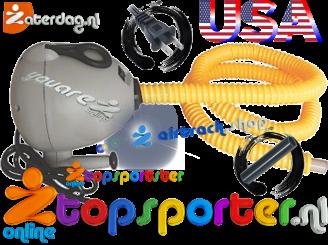 U.S.A. — 120V BRAVO OV10 electric sup inflat